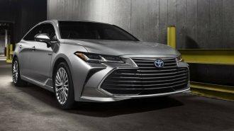 """2018 Yeni Toyota """"Avalon"""" Lexus LS Kıvamında Olmuş!"""
