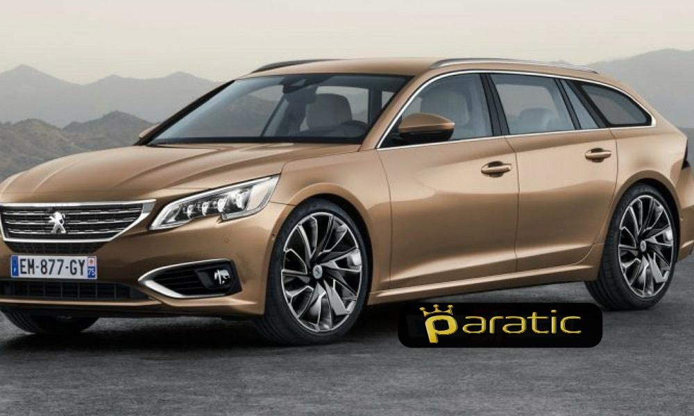 2019 Peugeot 508de Sona Yaklaşılıyor Paratic