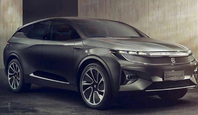 """2019 Yeni Byton Concept: Elektrikli SUV'ların """"En Zeki"""" Örneği!"""