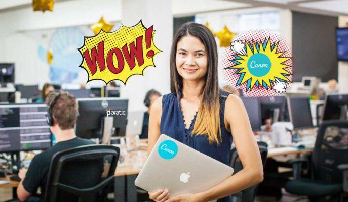 30 Yaşındaki Girişimci Kadın Canva'yı 1 Milyar Dolarlık Şirket Haline Getirdi!