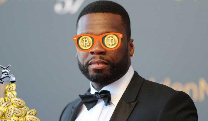 """50 Cent """"Unutkanlığıyla Bitcoin Milyoneri Olanlar"""" Kervanına Katıldı!"""