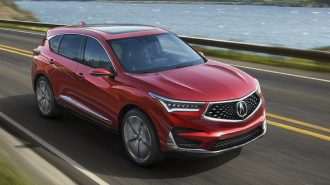 """Acura'nın 2019 Yılında SUV Alanında Patlama Yapacak """"RDX Prototype"""" Modeli"""