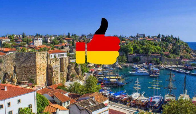 Alman Turistlerin Sayısında Muazzam Bir Artış Bekleniyor!
