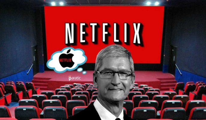 Apple'ın Netflix'i Satın Alma İhtimali Çok Yüksek!