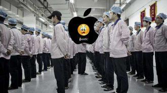 Çinli Apple Tedarikçisinin İşçi Çalıştırma Koşulları Skandal Yarattı!