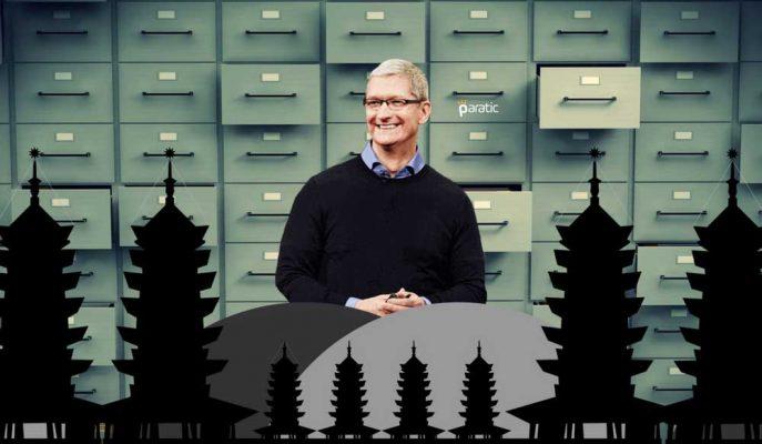 Apple Çinli Kullanıcılarının Verilerini Hükümetin Kontrolüne Veriyor!