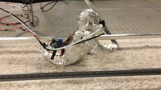 Bebeklerin Emekleme Sürecinde Maruz Kaldığı Mikrop Miktarı Robotlar Sayesinde Tespit Edildi