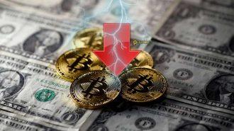 Bitcoin Bir Kez Daha Çakıldı! 11 Bin Dolara Kadar Geriledi
