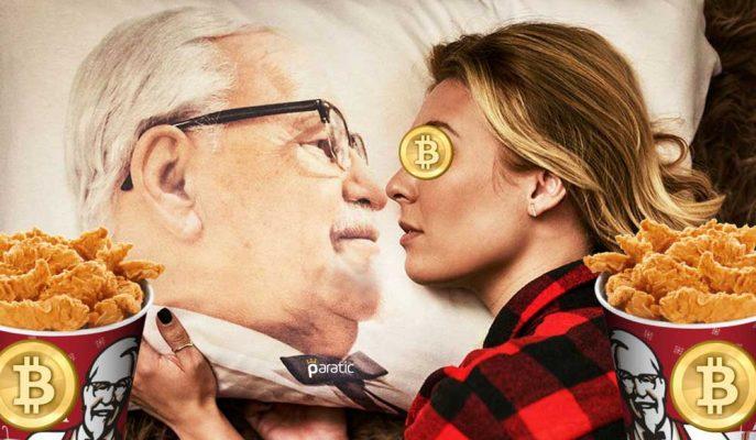 Bitcoin Ödemesi Alanlar Arasına Fast Food Devi KFC de Girdi!