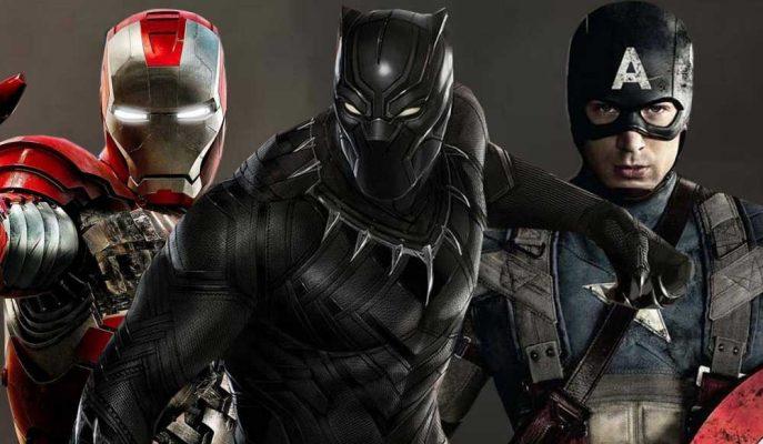 Black Panther Ön Bilet Satışlarında  Marvel Rekoru Kırdı!