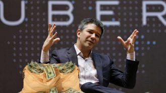 Uber Hisse Satışı Kalanick'i Milyarder, Softbank'ı En Büyük Ortak Yaptı!
