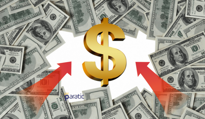 Yukarı Yönlü Hareketini Hızlandıran Dolar 3,80'i Geçti!