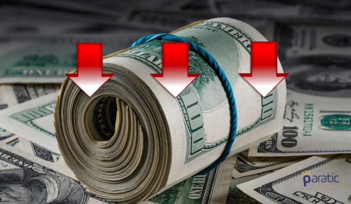 Dolar Yeni Yıla Düşüşle Başladı!