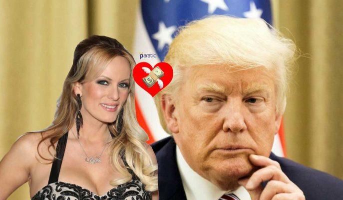 """Donald Trump'ın """"Yasak Aşkının"""" Maliyeti 130.000 Dolar!"""