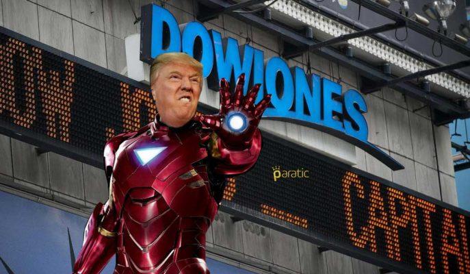Donald Trump'tan Rekor Kıran Dow Jones için Tahmin Geldi: Yeni Hedef 30 Bin!