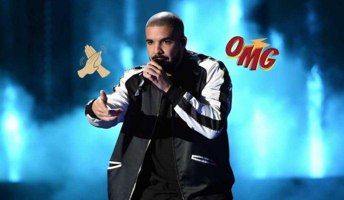 """Drake Yeni Şarkısı """"God's Plan"""" ile Spotify ve Apple Music'de Rekor Kırdı!"""