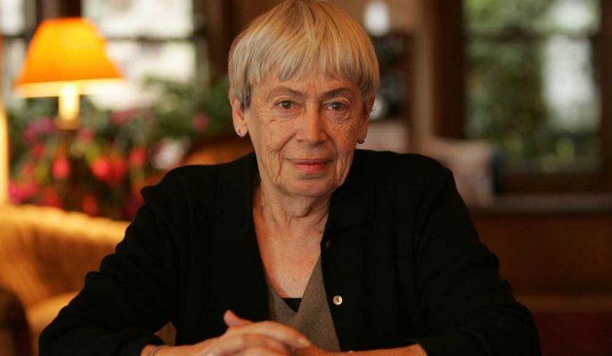 Efsanevi Yazar Ursula K. Le Guin Hayatını Kaybetti!