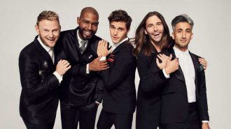 "Emmy Ödüllü Reality Show ""Queer Eye"" Netflix'te Başlıyor!"