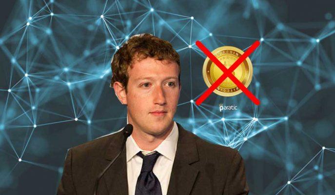 """Facebook Bütün """"Kripto Para Birimlerine"""" Engel Getirdi!"""