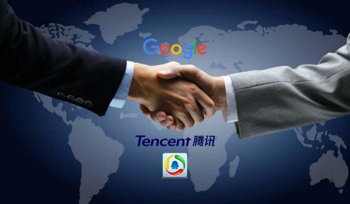 Google'ın Tencent'la Yaptığı Patent Anlaşması Her İki Tarafa da Kazandıracak!