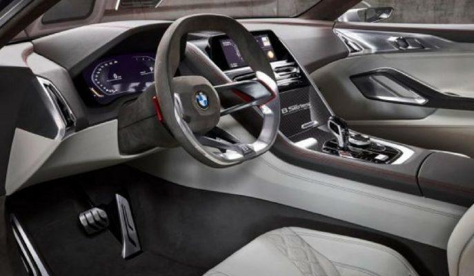 Hazır Olun! BMW 8 Serisinden Gelen En Yeni Detaylar!