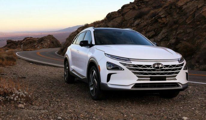 """Hyundai Hidrojen Yakıtlı Aracı """"Nexo"""" Çıkış için Artık Hazır!"""
