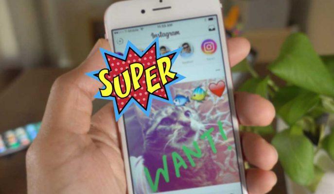 Instagram Hikayeler Bölümü Yeni GIF Ekleme Özelliğiyle Çok Daha Eğlenceli!