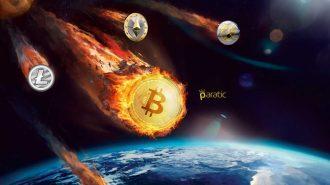 Kripto Paralar Bitcoin Öncülüğünde Tepetaklak Oldu