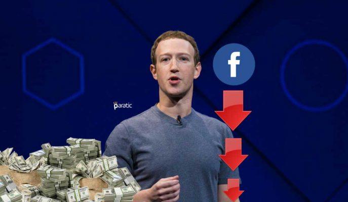 Zuckerberg'in Açıklamasının Ardından Facebook Milyar Dolarlar Kaybetti!