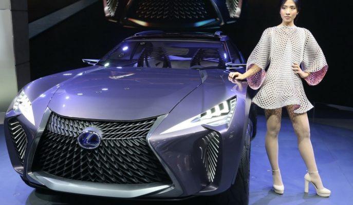 Lexus UX Crossover ile Mercedes GLA ve Audi Q3'e Saldırışa Geçiyor!