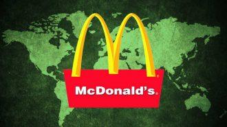 McDonald's Geri Dönüşüm Hedefleriyle Alkış Topladı!