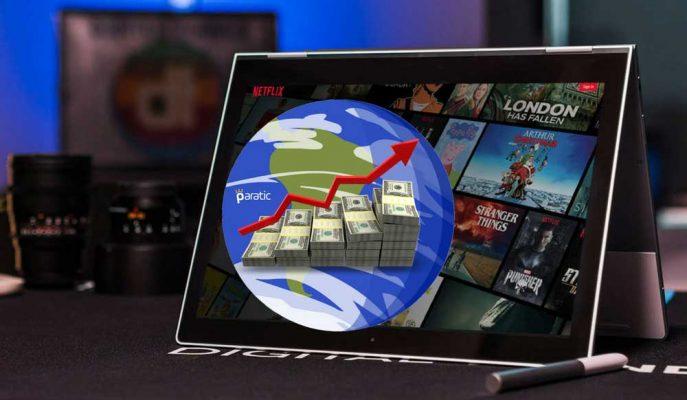 Değeri 100 Milyar Doların Üzerine Çıkan Netflix'in Rekor Yükselişinin Nedenleri!