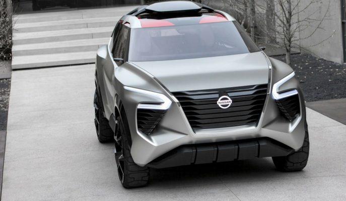 Nissan Xmotion SUV Geleceğin Modellerine Işık Tutacak!