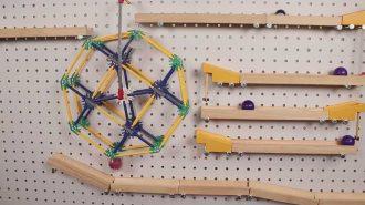 Rube Goldberg Makinesi ile Zeka Dolu Etaplar Sizlerle