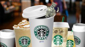 Starbucks Müşterilerinden Kahve Bardakları için Ekstra Ücret İsteyecek!