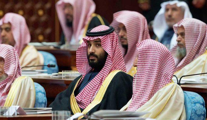 Suudi Arabistan'da Eylem Yapan Prensler Gözaltına Alındı!