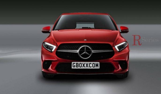 """Tasarımcı Aksyonov Nikita Üretimi Duran Mercedes """"R Serisi""""ni Yeniden Yorumladı!"""