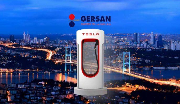 Tesla'nın Hızlı Şarj İstasyonlarına Türk Eli Değecek!