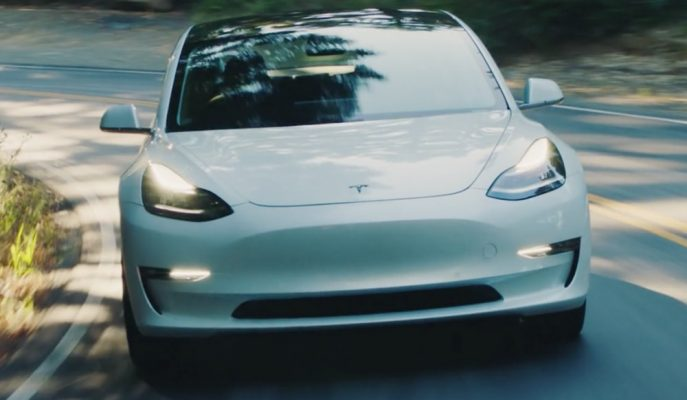 "Tesla Model 3 ""Cannonball Run"" Rekorunu Model S P85D'den Alıyor!"