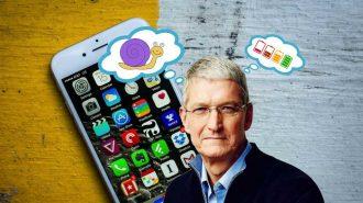 Tim Cook iPhone'ların Büyük Yavaşlama Sorununa Çözüm Getiriyor!