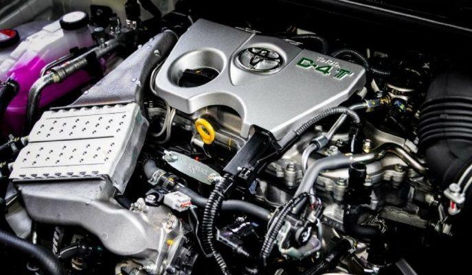 Toyota Corolla'ya Yeni 1.2T Motor!