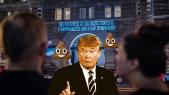Trump Lağım Çukuru Benzetmesiyle Kendi Oteller Zincirinin Kuyusunu Kazdı!