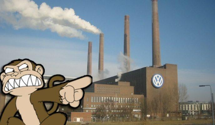 """VW'nin Emisyon Ölçümleri için Kullandığı """"10 Maymun Denek"""" Dünyayı Ayağa Kaldırdı!"""