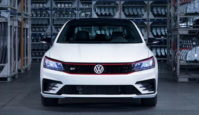 VW\'nin Passat Modeli için Amerika\'ya Güçlü GT Versiyon Takviyesi!