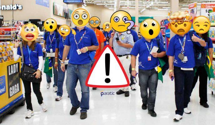 Wal-Mart'tan Çelişkili Karar: Bir Yanda Zam Diğer Yanda Kepenk Kapatma!
