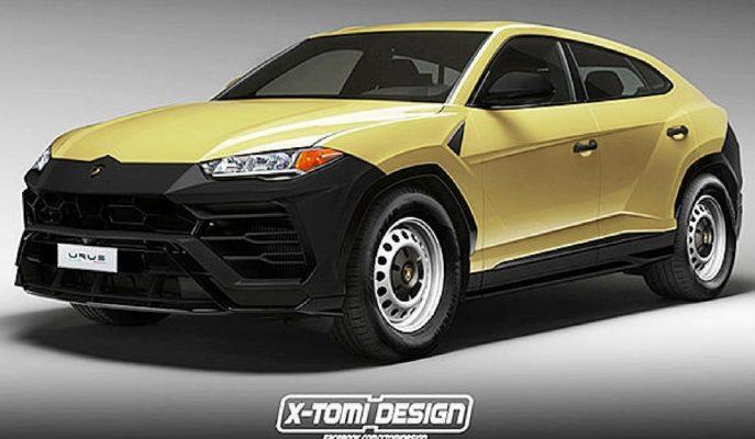 X - Tomi Hayalleri Süsleyen Otomobillerin En Baz Şekillerini Kaleme Aldı!