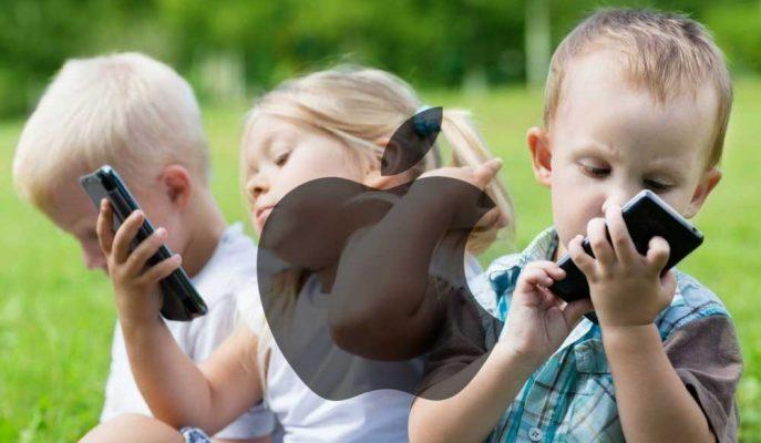 """Apple'a Uyarı: Çocukları """"Telefon Bağımlılığından"""" Kurtarın!"""