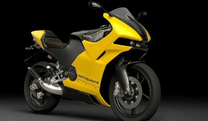 Yeni Vins Duecinquanta: Ultra Hafif Kavramına En Uygun Motosiklet!