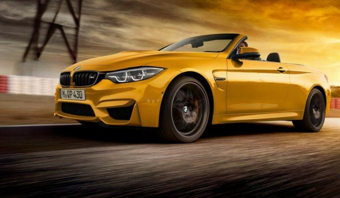 """2018 Yeni BMW M4 30 Jahre Edition: """"M3 Cabrio'nun 30. Yılına Özel Seri"""""""