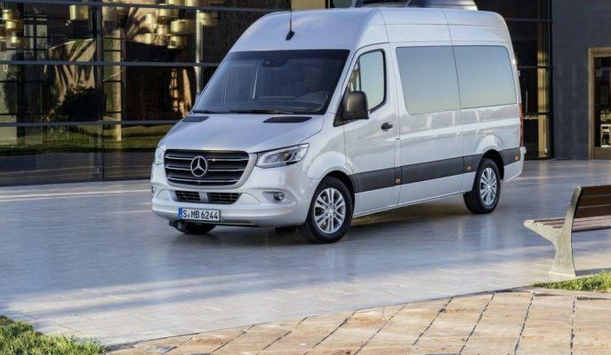 2018 Yeni Mercedes Sprinter'ın Lansmanı Gerçekleşti!